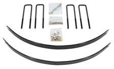 Leaf Helper Spring-Add-A-Leaf Adjustable Leaf Kit Rear Rancho RS60645