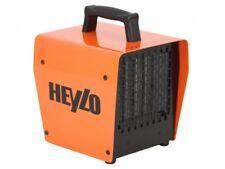 Heylo DE2XL Elektroheizer Heizgerät Bauheizung Warmluftheizer Bauheizer kompakt