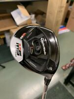 Used In Stock TaylorMade Golf M5 Fairway 5 Wood 19 Loft Stiff Flex Tensei Orange