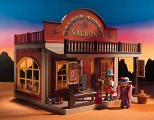 PLAYMOBIL VINTAGE 3787 GOLDEN NUGGET SALOON MOLLY BROWN-100%-INSTRUCTIONS-NICE!!