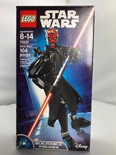 LEGO Star Wars Darth Maul 2018 NEW 75537