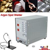 Pulse Argon Jewelry Spot Welder High-power ARC Laser Gold Silver Welding Machine