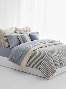 Lauren Ralph Lauren Graydon Bold Stripe Duvet Cover Full/Queen $365