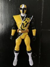 Power Rangers Ninja Steel: YELLOW RANGER ACTION FIGURE!