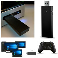New Wireless USB Gaming Receiver Adapter For Xbox One PC Controller Win 10 8 7