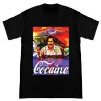 Pablo Escobar T Shirt Colombian Drug Lord Cartel Money Men's T Shirt KIDS ADULTS