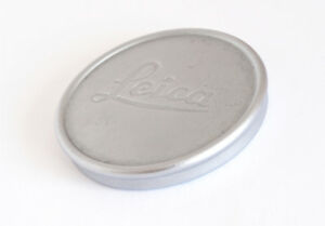 LEICA A36 CAP IN SILVER - 1960s - EXCELLENT!