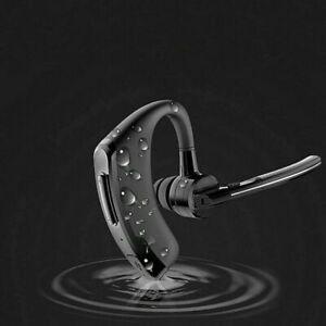 Auto Wireless Bluetooth Headset Kopfhörer Stereo Kabellos Ohrhörer für Handy DHL
