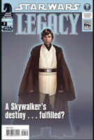 STAR WARS LEGACY #7 BROKEN SKYWALKER COVER Dark Horse Comic 2007 VF NM Unread