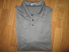 Mens NIKE DRI FIT GOLF short sleeve golf collared shirt 2XL XXL Bud Light