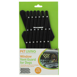Pet Dog Car Window Guard Air Vent Puppy Safe Universal Protection Travel Vehicle