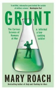 Grunt by Mary Roach Book The Cheap Fast Free Post