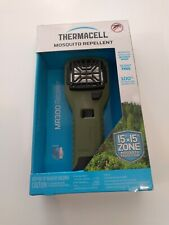 Thermacell MR300 Mosquito Repeller, Olive, 12-Hour Protection