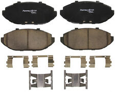 Frt Semi Metallic Brake Pads PS749M Perfect Stop