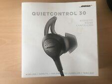 Bose Quiet Control QC30 Bluetooth Wireless Noise Cancelling Headphones - Black