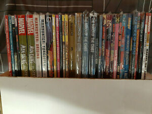 Graphic Novel/Trade Paperback Bargain Box (M-1)