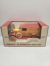 Liberty Classics Massey-Harris - Diecast Model A Ford Die Cast Panel Bank Truck