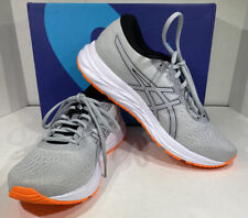 ASICS Gel-Excite 7 Men's Size 9 Piedmont Grey/Black Running Shoes X5-1657