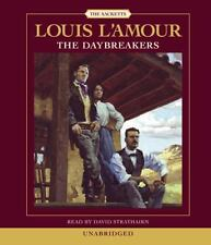Louis L'Amour DAYBREAKERS Unabridged CD *NEW*$25.95 Value FAST 1st Class Ship!