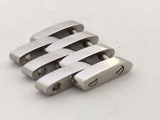 Breitling Navitimer World / Legende Factory OEM 20mm SS Link Fits A24322 A23340