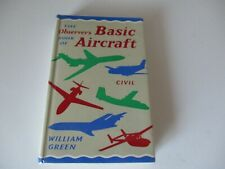 THE OBSERVER'S BOOK OF BASIC AIRCRAFT (CIVIL) - 1967