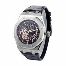 HOLUNS Automatic Mechanical Watch for Men Stainless Steel Sapphire Glass