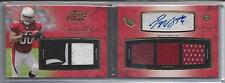 RYAN WILLIAMS 2011 TOPPS PRIME LEVEL II (2) 5 PIECE PATCH AUTO BOOK RC #D 9/15