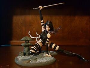 Kotobukiya Marvel Bishoujo Statue Psylocke 1/7 Scale Pvc Vinyl Figure X-Men