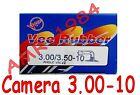 CAMERA D'ARIA VEE RUBBER 3.00 3.50-10 Vespa 50 Special 125 150 200 PX -PE