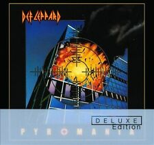 DEF LEPPARD - PYROMANIA [DELUXE EDITION] (NEW CD)