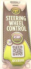 New listing New Metra Axxess Aswc-1 Aswc Universal Oem Steering Wheel Control Interface New