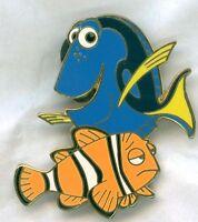 DISNEY PIN Dory & Marlin from Finding Nemo