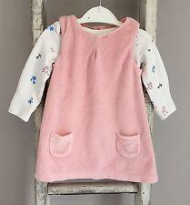 NEXT Velour Dresses (0-24 Months) for Girls