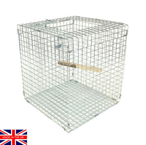 FLAT PACKED Larsen MATE Magpie CAGE Trap brand new unused UK made TheTrapMan