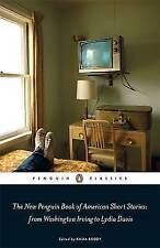 The New Penguin Book of American Short Stories, from Washington Irving to Lydia Davis by Kasia Boddy (Paperback, 2011)