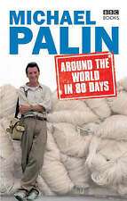 Palin, Michael, Around the World in 80 Days, Paperback, Very Good Book