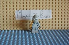 Lego Atlantis Shark Man with Weapon Like New!
