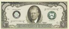 Bankbiljet billet Amerikaanse presidenten - 39 - Jimmy Carter 1977/1981