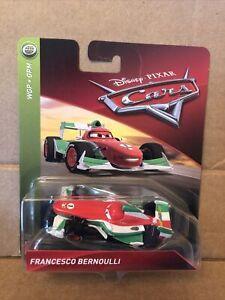DISNEY CARS DIECAST -Francesco Bernoulli - Please Read Description