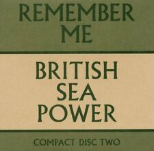 British Sea Power Remember me-CD2 (2003, cardsleeve) [Maxi-CD]