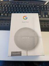 Google Nest Mini (2nd Generation) Smart Speaker - Chalk White