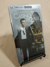 Casino Royale 007 (2006) UMD Video for PSP, Classic, Brand New, SEALED