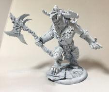 Ghetorix Hordes Circle Orboros Character Warpwolf Heavy Warbeast