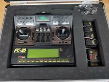 ROBBE FUTABA FC-28  airplanes transmiter *brand new*all original*top condition*