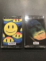 House Mix Tape Don Fm And Breeze FM From 1996. Classic Live Pirate Radio