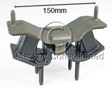 Mackay Engine Mount Bush A6153 fits Ford Falcon BA 4.0 XR6 Turbo, BA 5.4 V8 2...