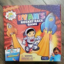 Ryan's World Rocket Race Game Pocket Watch NEW
