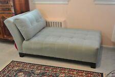 Chaise Lounge Chair For Bedroom/ Living Room - Furniture Sofa Velvet - Used!