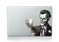 Joker Batman Macbook Sticker Clown Vinyl Decal for Macbook Air/Pro/Retina 13""