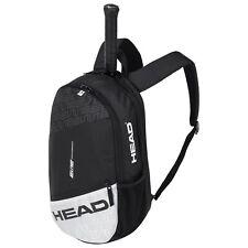 Head elite backpack Black/White 2020 tenis bolso tennisbag